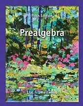 Best pre algebra margaret lial Reviews