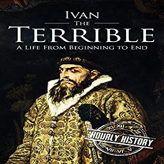 Ivan the Terrible: A Life From Beginning to End cover art