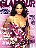 Halle Berry Cover Glamour Magazine June 2006