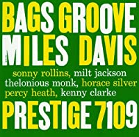 Bags' Groove by MILES DAVIS (2015-09-30)