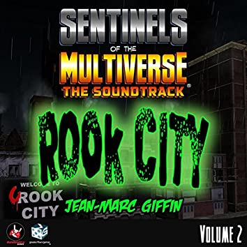 Sentinels of the Multiverse: The Soundtrack, Vol. 2 (Rook City)