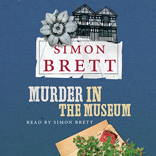Murder in the Museum Titelbild