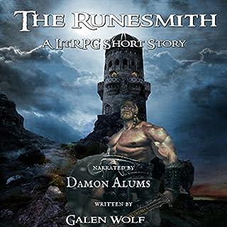 The Runesmith audiobook cover art