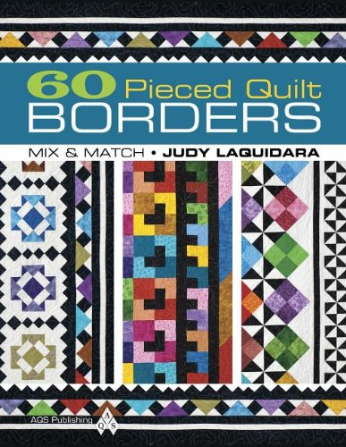 60 pieced quilt borders - 1