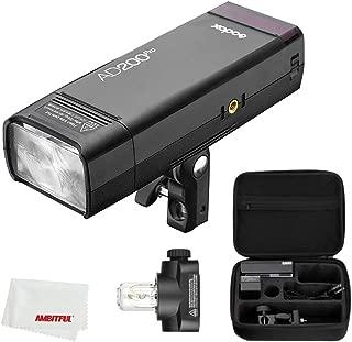 Godox AD200Pro Taşınabilir Flaş Kit