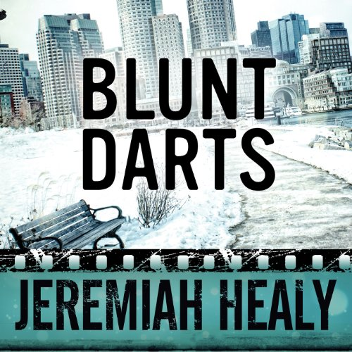 Blunt Darts audiobook cover art