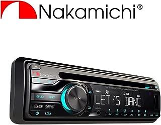 Nakamichi NA201 CD/USB Receiver 50W X 4 with MP3