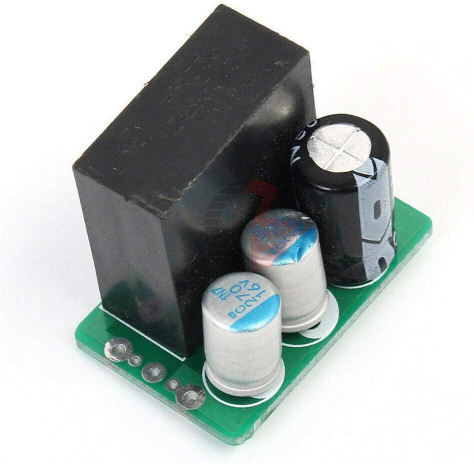 60V/55V/48V/36V/24V to 12V/5V Step Down Buck Power Supply Module Dual Output 1A
