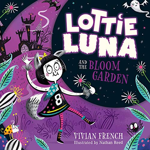 Lottie Luna and the Bloom Garden Titelbild