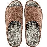 BIKINIV Acupressure Reflexology Massage Slippers with Orthotic for Flat Feet Plantar Fasciitis Arch...