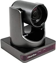 ClearOne Unite 150 Professional-Grade HD USB PTZ Camera 1080p30 Video, 12x Optical Zoom, and Wide-Angle Video Capture with...