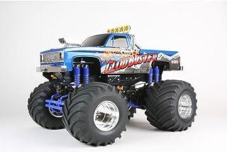 タミヤ 1/10 電動RCカーシリーズ No.518 4×4×4 ピックアップトラック スーパークラッドバスター 2012 オフロード 58518