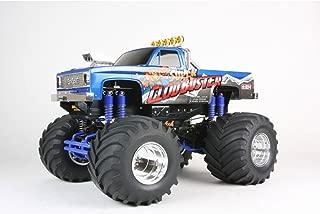 Tamiya America, Inc 1/10 Super Clod Buster 4WD Monster Truck Kit, TAM58518