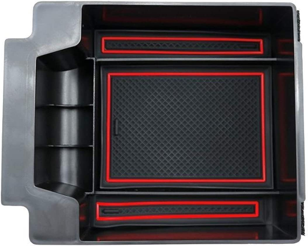 Car Center Selling and selling Console Armrest Max 41% OFF Storage Box Fit For 2017 2 Ateca 2018