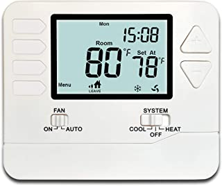 Best 2 stage thermostats Reviews