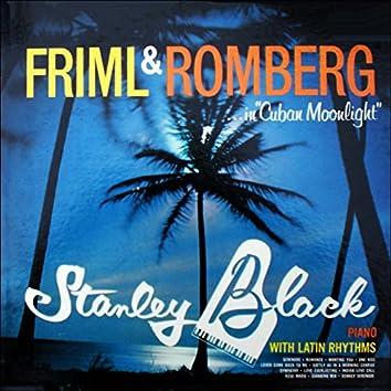 """Friml & Romberg ..in""""Cuban Moonlight"""" (Origial Album 1959)"""