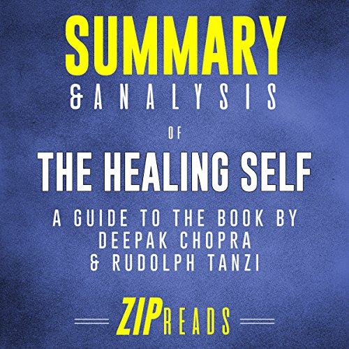Summary & Analysis of The Healing Self cover art