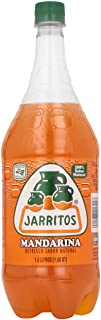 Jarritos Soda, Mandarin, 1.5 L Bottle