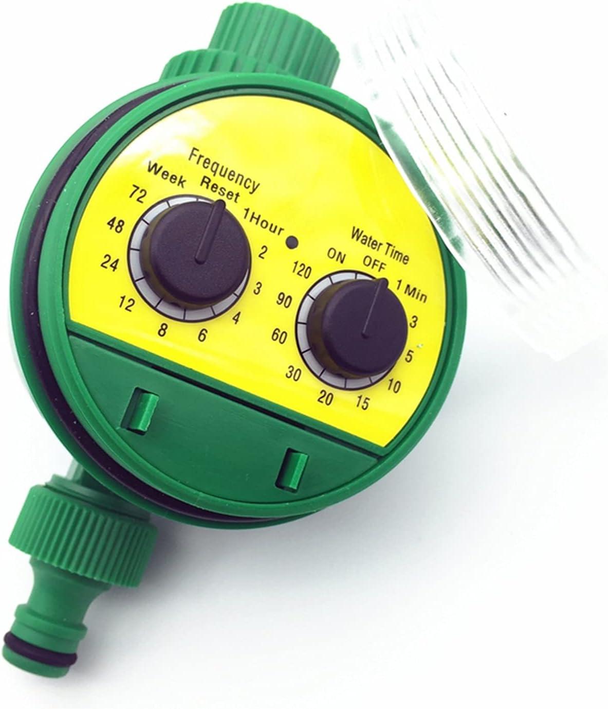 Recommendation ALUNVA Garden programmable Ranking TOP6 Valve Hose Timer Auto Faucet Watering