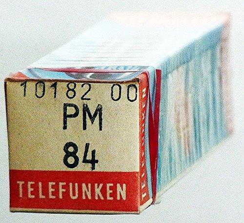 Elektronenröhre PM84 Telefunken ID13310