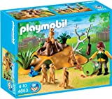 PLAYMOBIL - Familia de suricates, Set de Juego (4853)