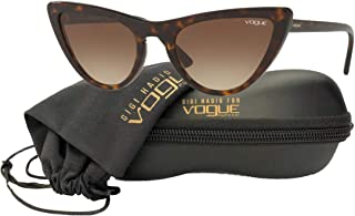 VO5211S Cat Eye Sunglasses For Women+FREE Complimentary Eyewear Care Kit