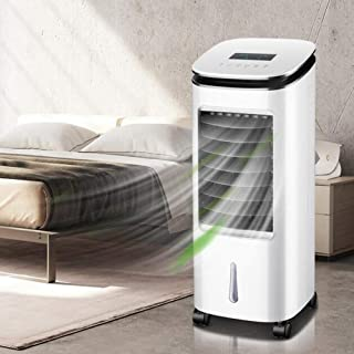 Doifck 3 En 1 Aire Acondicionado Silencioso Portátil Refrigeración Deshumidificación Air Cooler 7.5H Función De Sincronización para Hogar Oficina Acampada