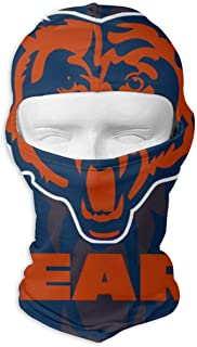 Custom Washington Redskins Balaclava Full Face Mask Hood Outdoor Sports Mask Neck Gaiter Or Face Cover Helmet for Skiing, Cycling, Motorcycle