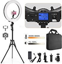 Best ring light with stand for makeup Reviews
