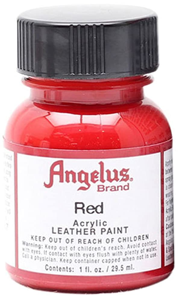 Angelus Acrylic Paints 1oz Color Red r064593140
