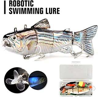electronic swimming lure