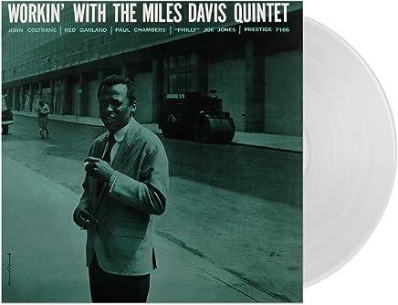 Workin' with the Miles Davis Quintet Clear Vinyl
