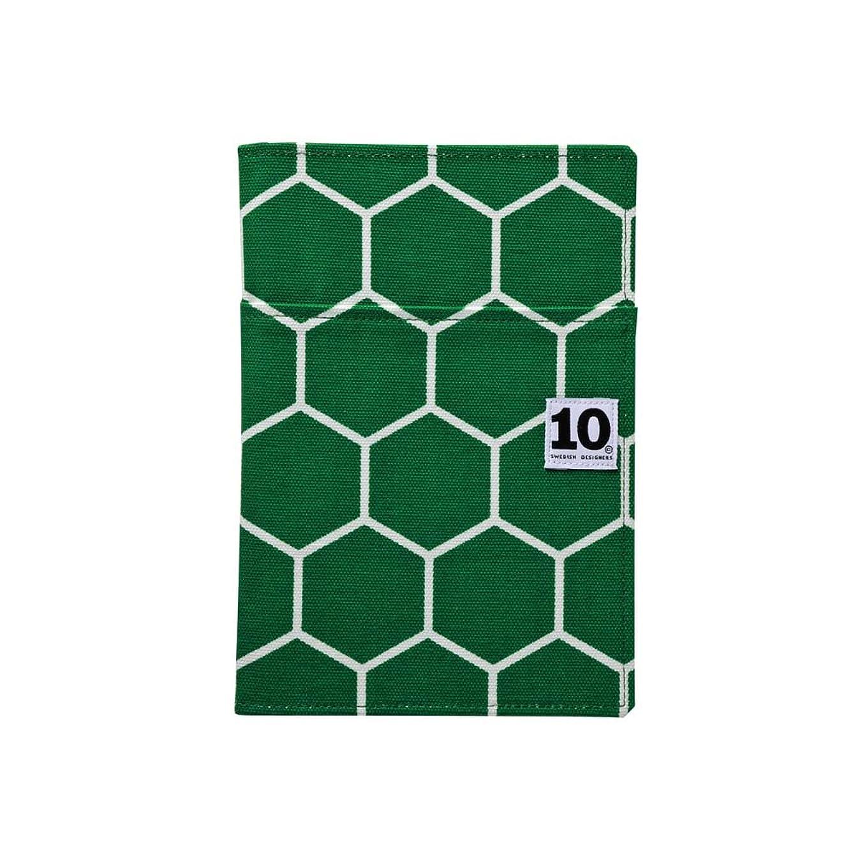 ティオグルッペン ノートカバー A5 THX-KN01G 緑