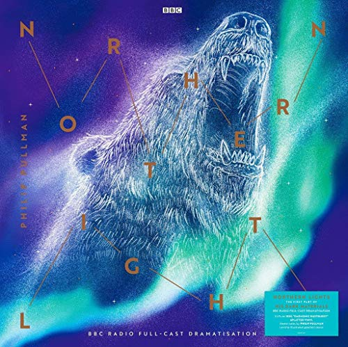 His Dark Materials: Northern Lights [180-Gram Daemonic DustburstSplatter Colored Vinyl] [Disco de Vinil]