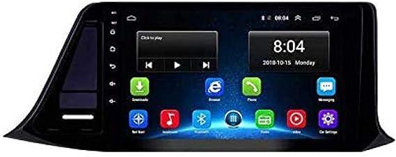 Navegación GPS para Toyota C-HR Coches, 2018-2019 9 Pulgadas Android 8.1 GPS 4G8 32G núcleo de navegación, Radio, Equipo de música, Bluetooth, navegador GPS,4G1G16G: Amazon.es: Electrónica