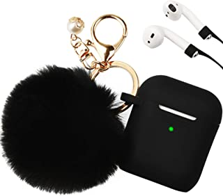 Filoto Case for Airpods, Airpod Case Cover for Apple Airpods 2&1 Charging Case, Cute Air Pods Silicone Protective Accessor...