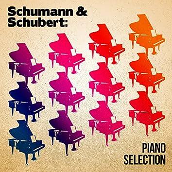 Schumann & Schubert: Piano Selection