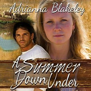 A Summer Down Under audiobook cover art