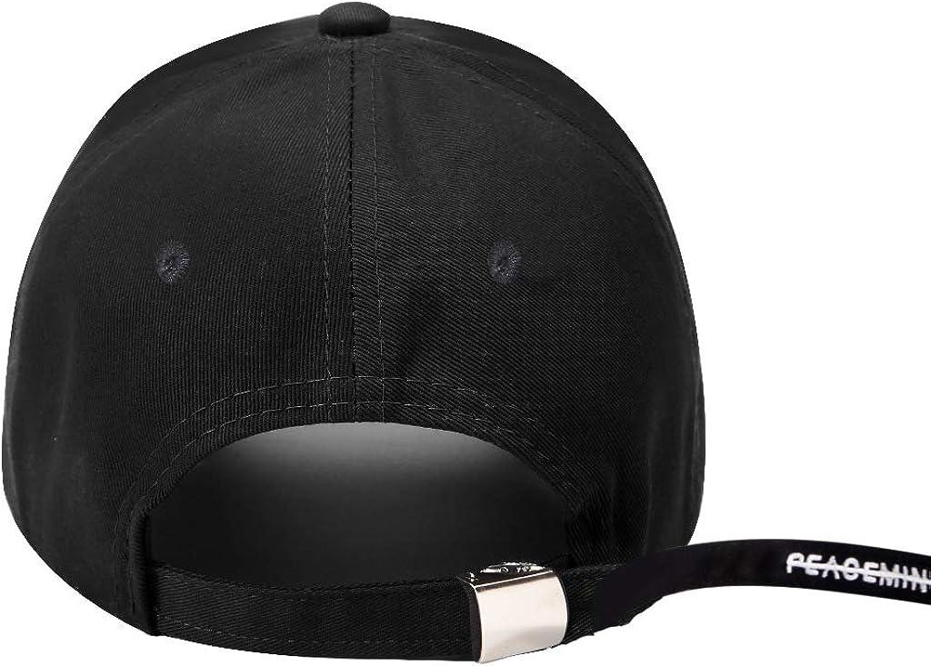 K-POP HOT INS G-Dragon GD Daisy Flower PEACEMINUSONE Embroidery Baseball Cap PMO Bucket HAT