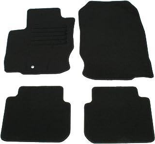 AD Tuning GmbH HG11358 Velours Passform Fußmatten Set Schwarz Autoteppiche Teppiche Carpet Floor mats