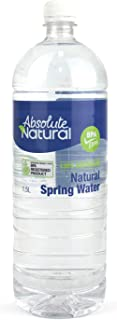 Absolute Natural Spring Drinking Water, 1500 ml