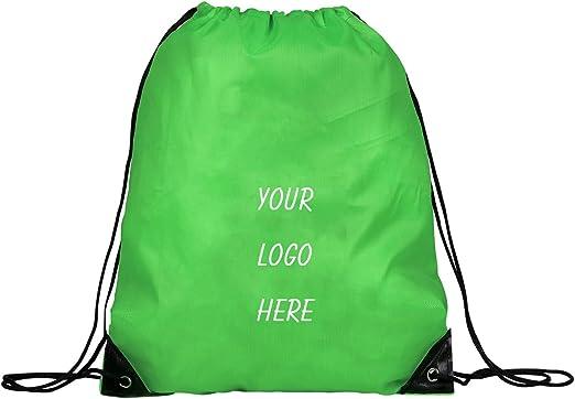 exclusive Ben More print. Designer drawstring bag for gym or exercise use