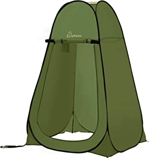 Best WolfWise Pop-up Shower Tent Review