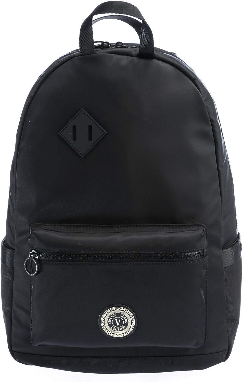 Versace Jeans Couture hombre mochila nero
