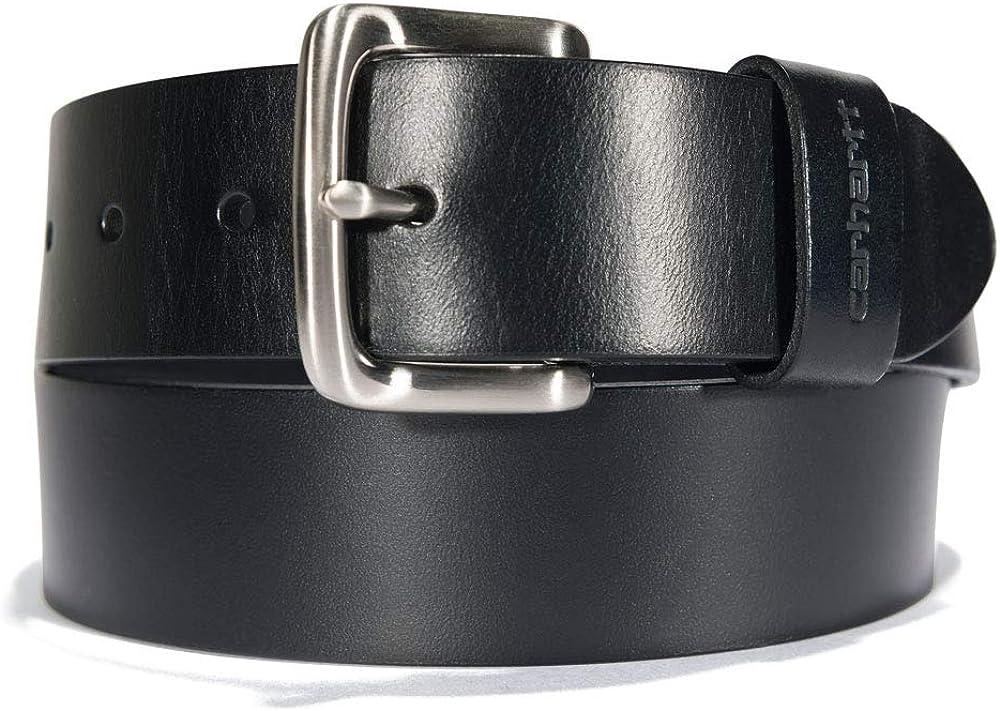 Carhartt Men's A0005509 Journeyman Belt - 34 - Black