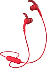 iFrogz - Free Rein 2 Sport in Ear Bluetooth Headphones - Red