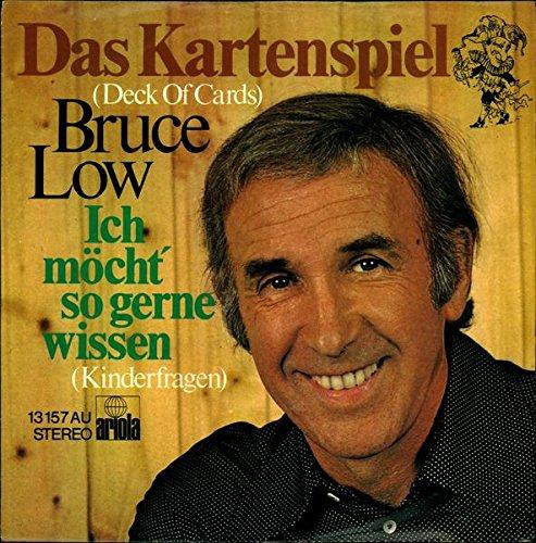 Bruce Low Das Kartenspiel / Ich möcht' so gerne wissen