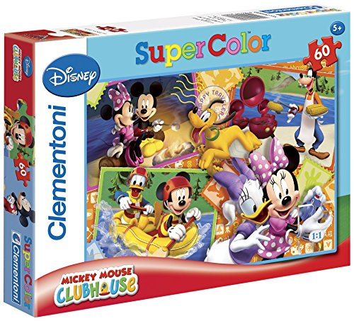 Clementoni 26574.9 Mickey Mouse Club House: Postcards - Puzz