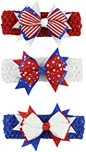 4th of july headbands for babies