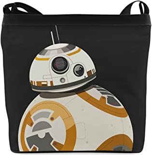 Fashion Ladies Casual and Popular Female Sling Bag Crossbody Bag Shoulder Bag with Star Wars Theme